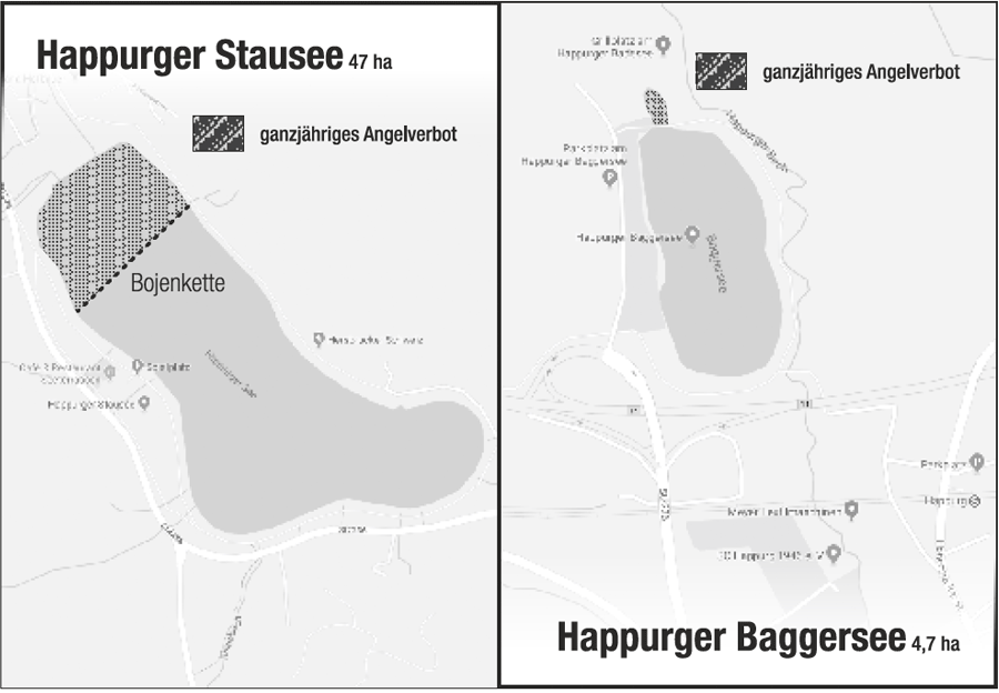 Happurger Stausee