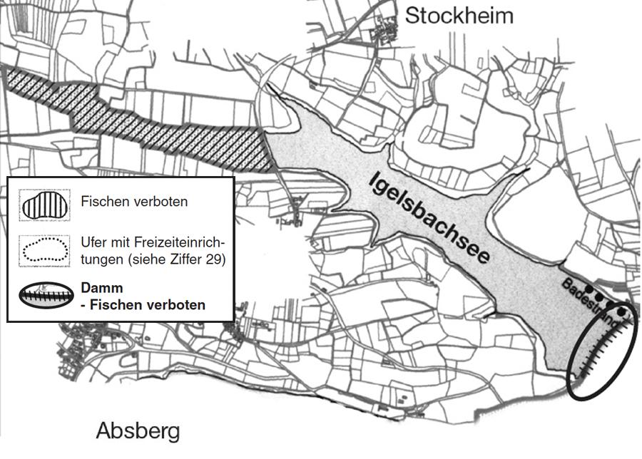 Der Igelsbachsee