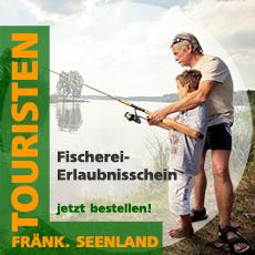 Touristen-Fischereierlaubnisschein